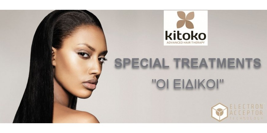 SPECIAL TREATMENTS