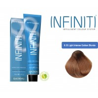 Βαφή μαλλιών INFINITI CREME 8.33 LIGHT INT GOLDEN BLONDE 100ml