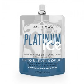 PLATINUM ICE AMMONIA FREE LIGHTENING CREME 250ml