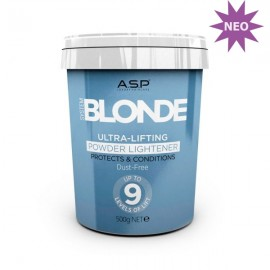 SYSTEM BLONDE ULTRA-LIFTING POWDER LIGHTENER 500g