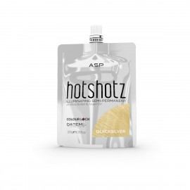 HOTSHOTZ QUICK SILVER 200ml (1x6 pcs)